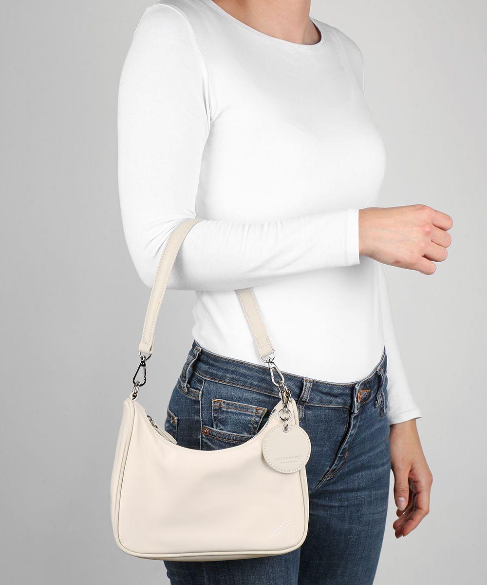 Seidenfelt Taschen Posio beige