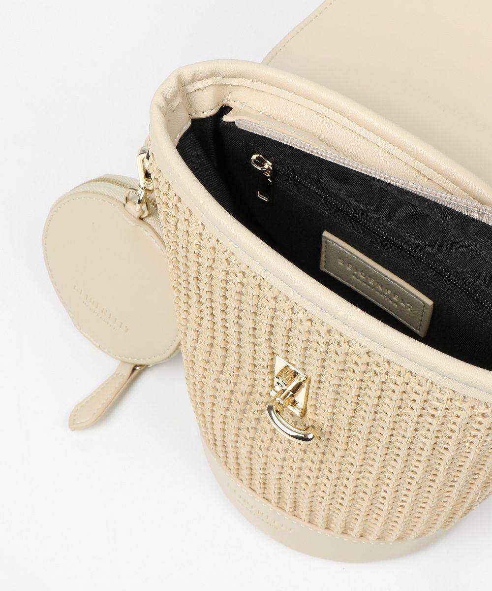 Seidenfelt Taschen Randers straw
