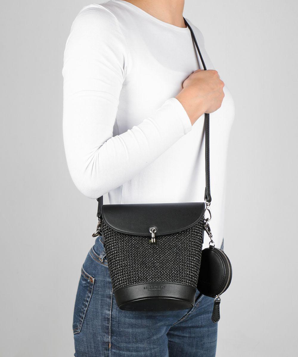 Seidenfelt Taschen Randers black